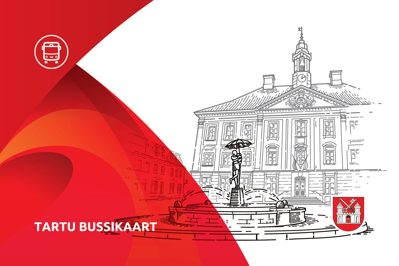 31dc90c423f Tartu bussikaarti saab kasutada ka Tartumaal, Tallinnas, Pärnus, Narvas,  Rakveres, Sillamäel. Samuti Harju, Lääne-Viru, Hiiu, Saare, Pärnu, Valga ja  Põlva ...