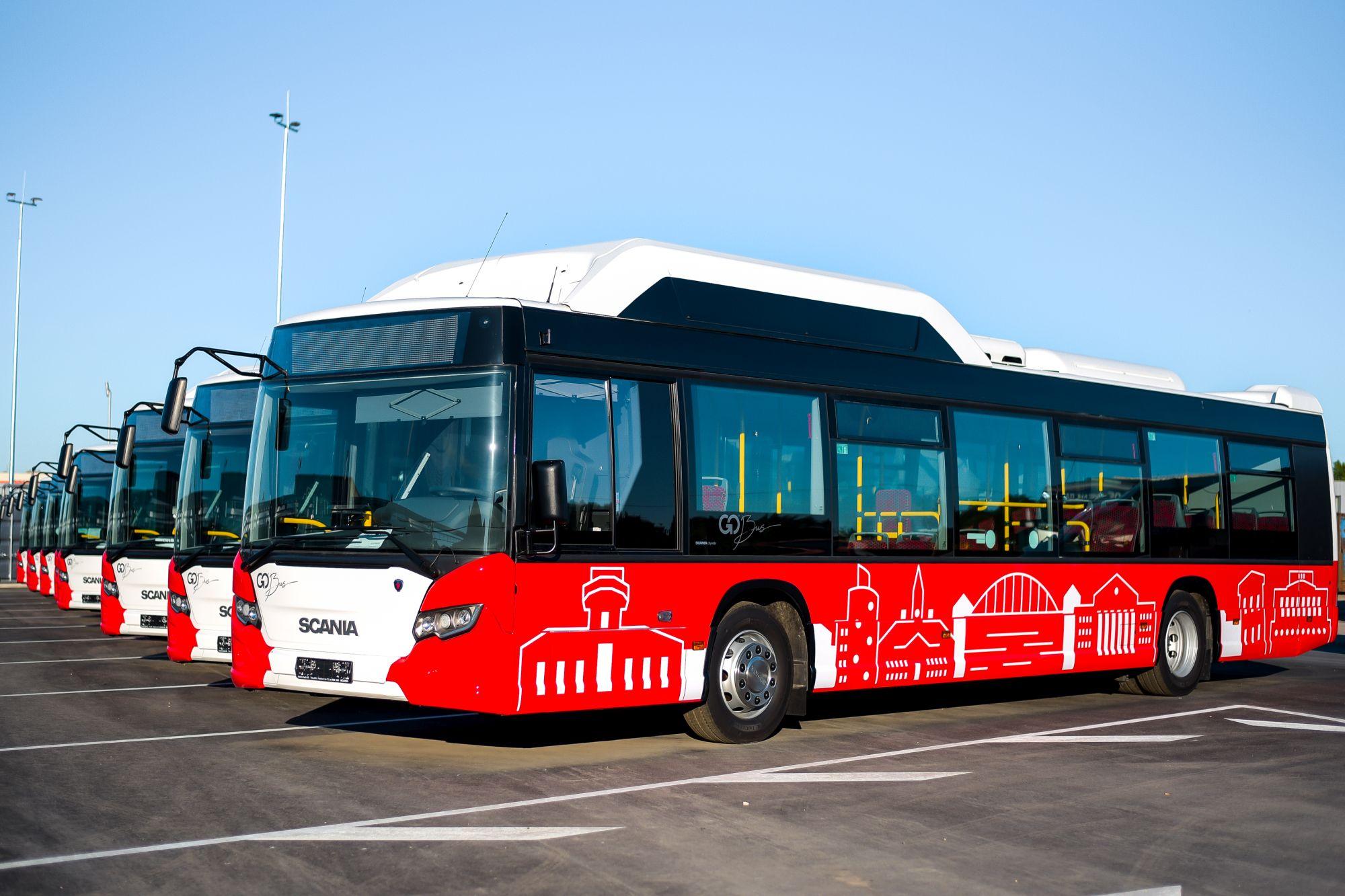 8449714c514 Tartu uued bussid. Foto: Joonas Sisask