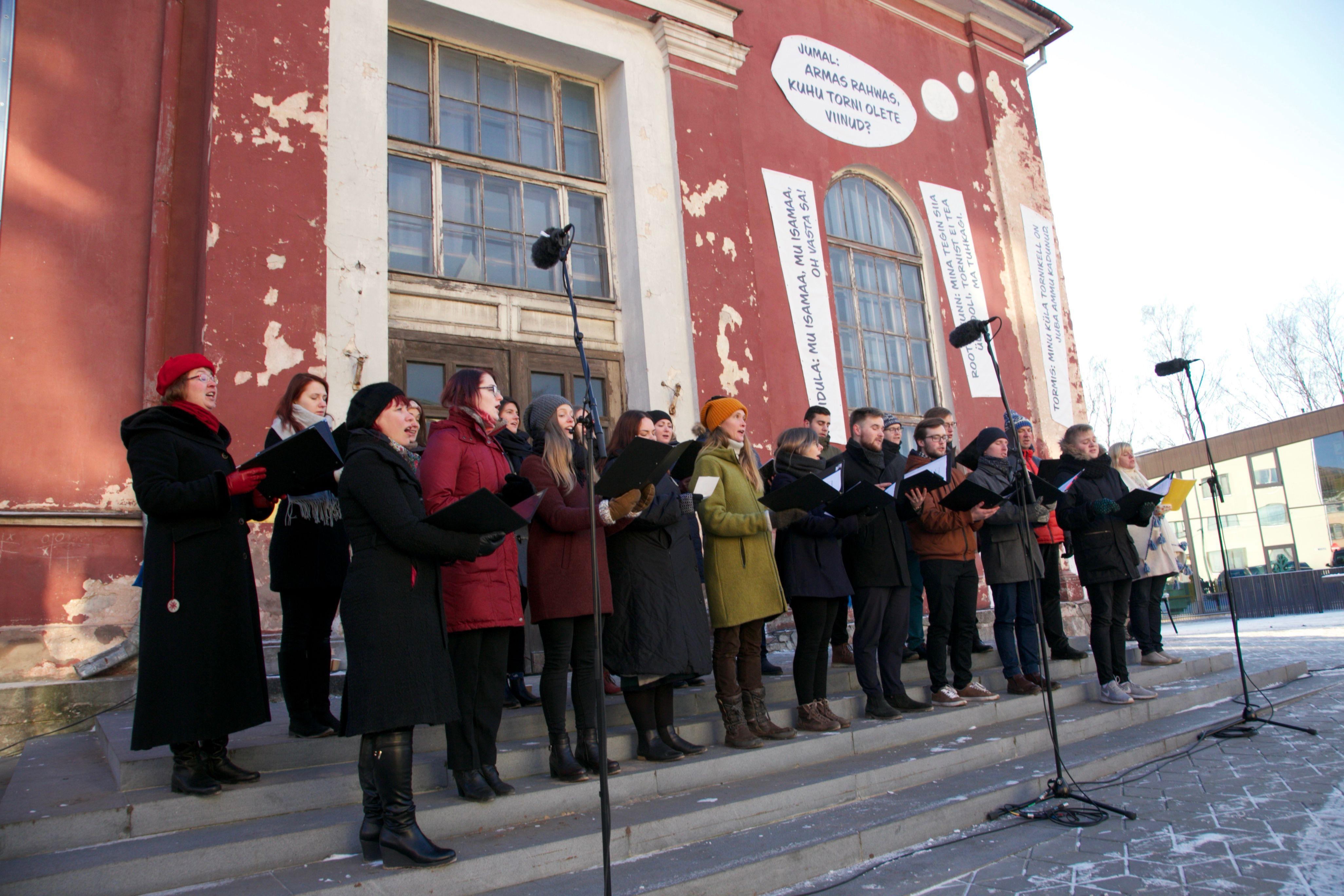 Tartu laulupidu tähistab tuleval aastal laulupidude 150. sünnipäeva ... eed74c5bef4