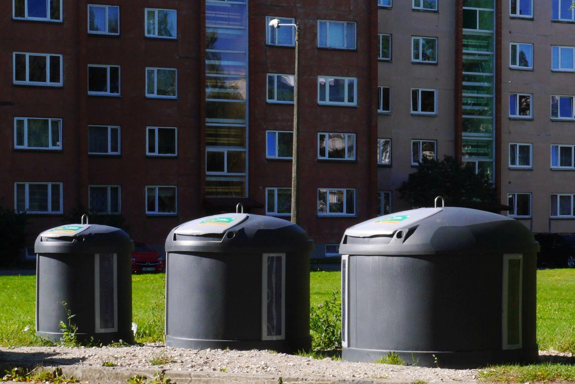 eb1b22c4adc Foto: Juhan Voolaid. 28. jaanuar / Tartu linna korteriühistud saavad  esitada taotlusi toetuse saamiseks rattaparkla ja jäätmemaja ehitamiseks või  ...