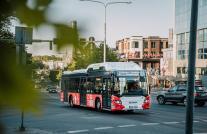 Осенью обновляется одна автобусная линия и изменяются времена отправления