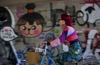 Neiu jalgrattal