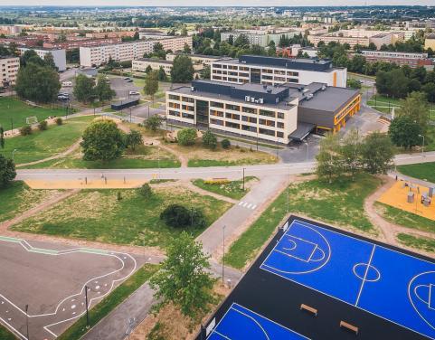 школы Тартуской Аннелиннаской гимназии