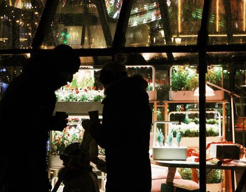 В субботу в центре города пройдет рождественская ярмарка с соблюдением требований безопасности