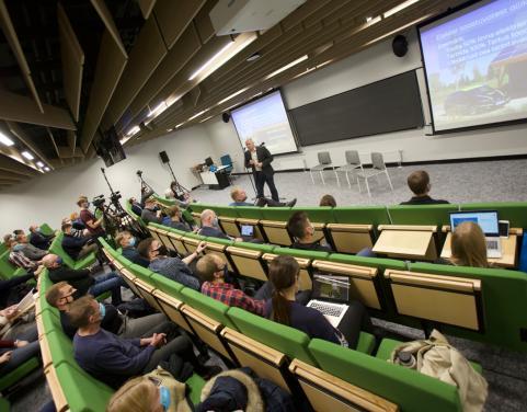 """Energia- ja kliimakava """"Tartu energia 2030"""" avalik arutelu novembris"""