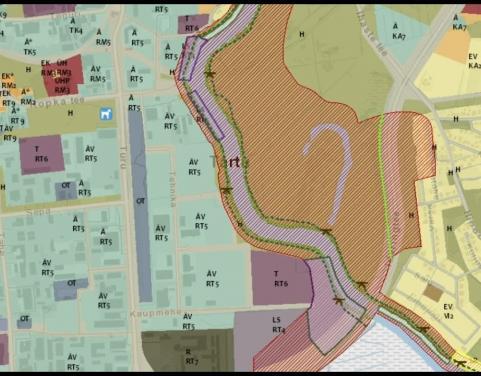 Embedded thumbnail for Linna üldplaneeringu kaardirakenduse kasutamiseks valmis õppevideo
