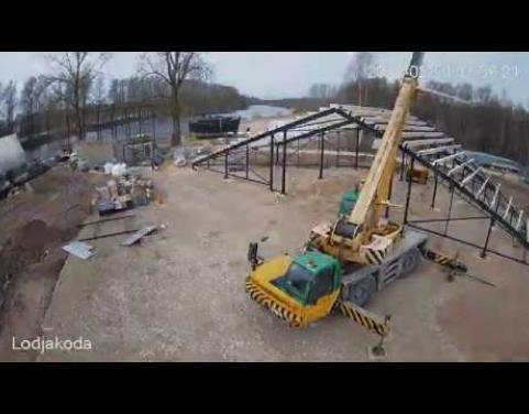 Embedded thumbnail for New barge workshop complex to be managed by Emajõe Lodjaselts
