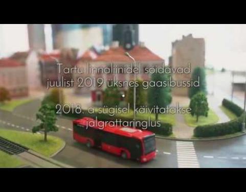 Embedded thumbnail for VIDEO: Targa Tartu projektist