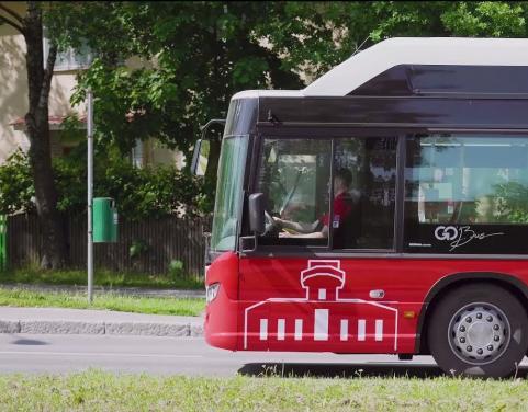 Embedded thumbnail for 1. juulist on Tartus uued bussid ja uus liinivõrk