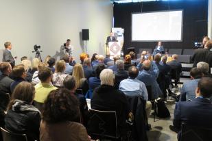 Tervislike eluviiside seminaril Eesti Rahva Muuseumis.