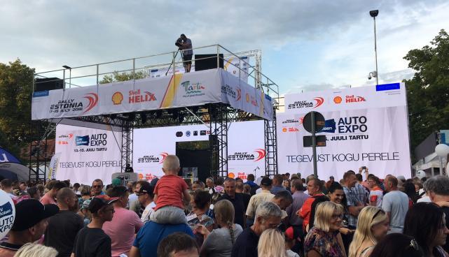 Autoexpo_Rally Estonia