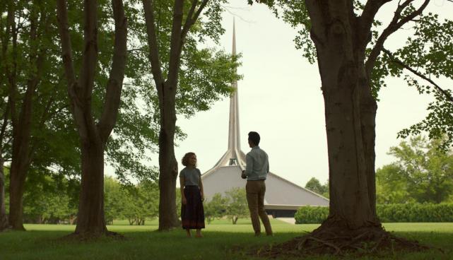 """stseen filmist """"Columbus"""""""