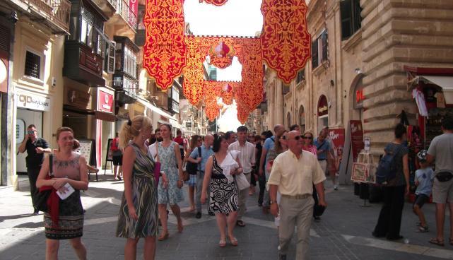Kohtumine Maltal