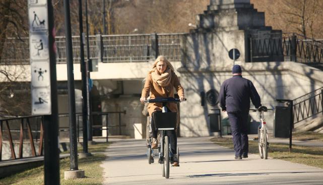 Пользователи велопроката должны