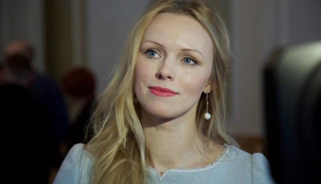 Кристийна Эхин - первый городской писатель Тарту