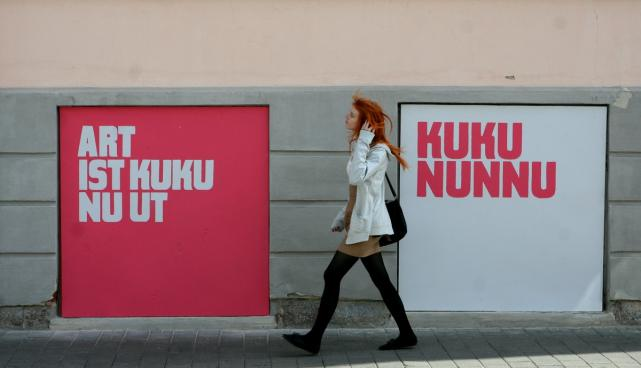 ART IST KUKU NU UT in Tartu