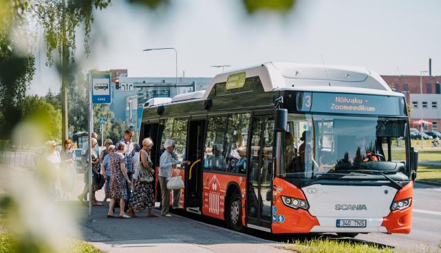 Tartu linnaliinibuss