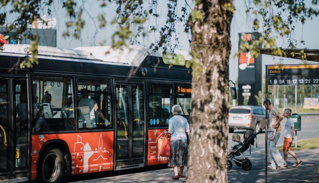 urban line bus