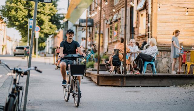 Smart Bike Share