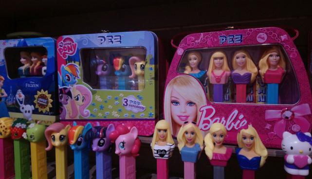PEZ-mänguasjad