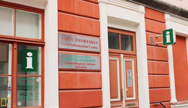 Raekoja infokeskus