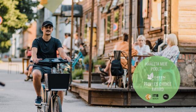 Tartu rattaringluse ja rohebusside edulugu on nomineeritud kahes kategoorias Green Destinations Story Award auhindadele