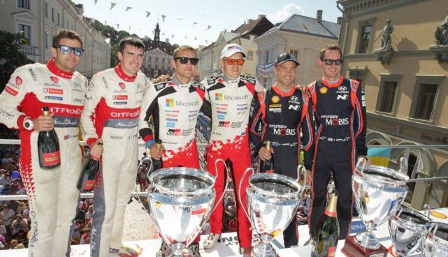 ralli võitjad