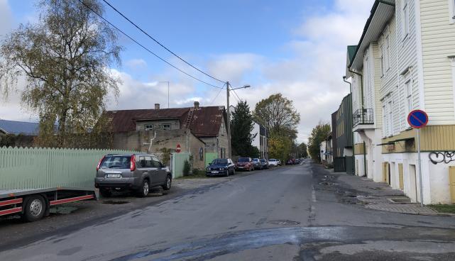 Oa tänav