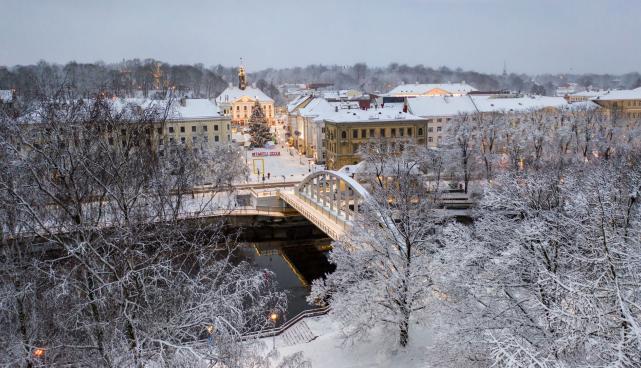 Talvine Tartu