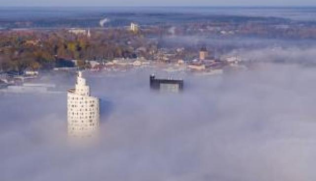 Air travel from Tartu