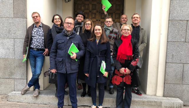 Tartu 2024 - Euroopa kultuuripealinnaks esitlusmeeskond