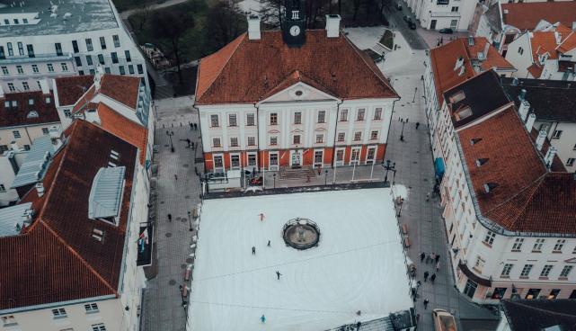 За провозглашением рождественского мира с Ратушной площади можно будет следить по видеотрансляции
