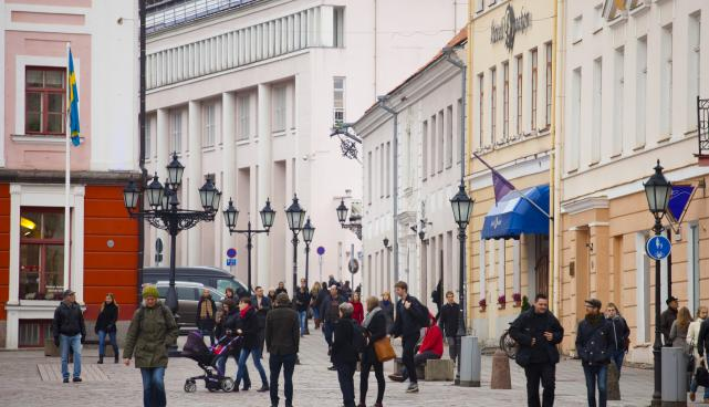 Most new Tartu residents came from foreign countries