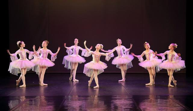 balletikoolide gala