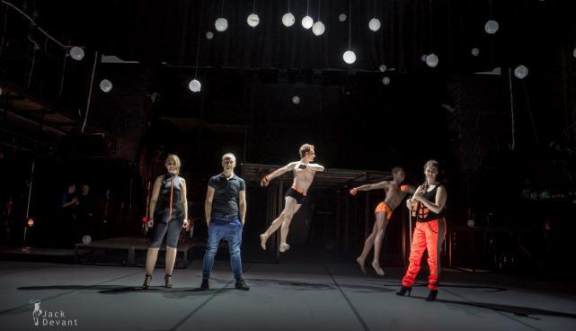 balletietendus