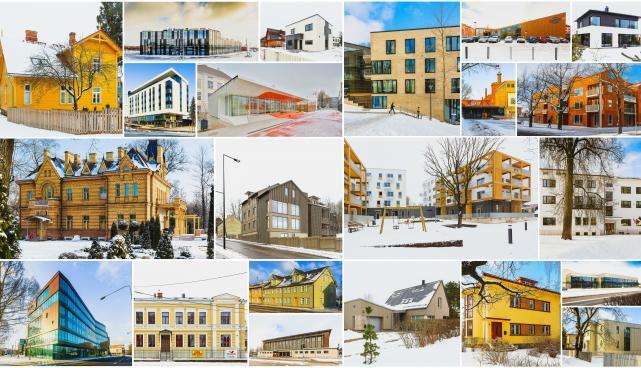 Parimad ehitised