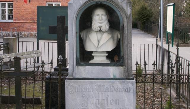 jannseni monument