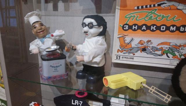 Läti mänguasjad