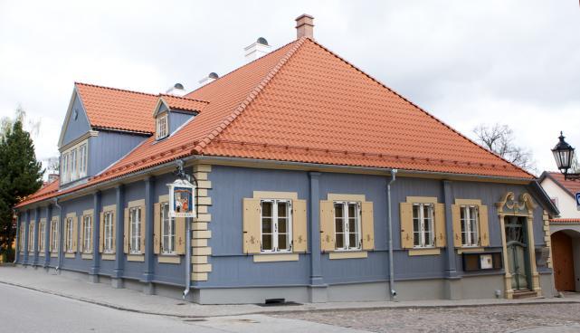 mänguasjamuuseumi teatri kodu