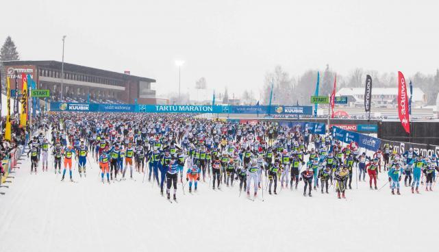 maratoni start