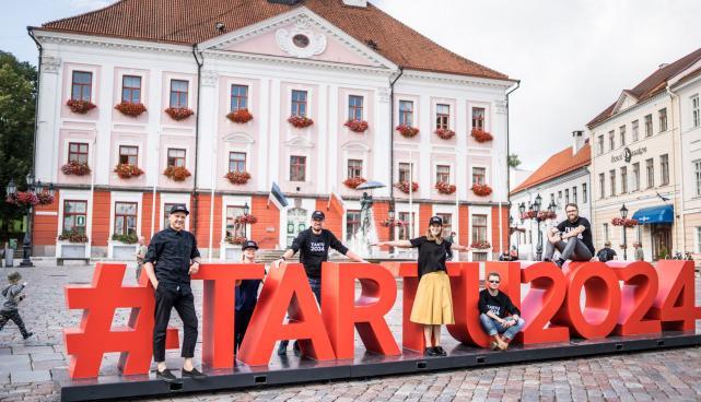 Tartu2024 meeskond