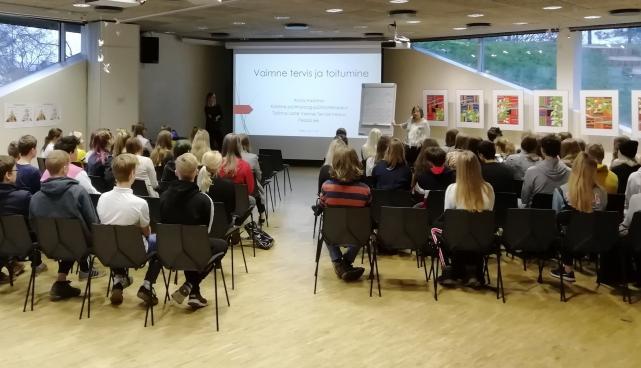 noortekonverentsi vaade
