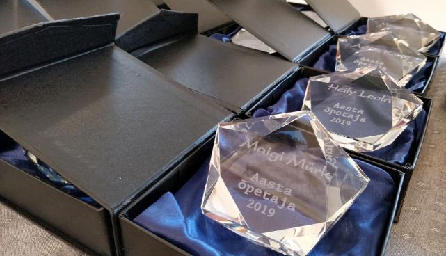 õpetajate auhinnad