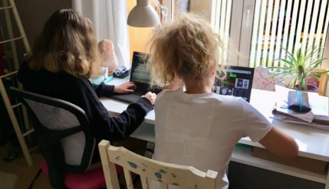 Noored kodusel õppel