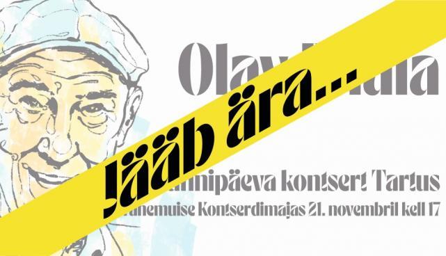 Olav Ehala kontsert
