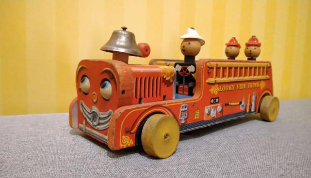 Looky Fire Truck 1950. aastate algusest