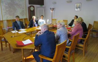 Jelgava delegatsioon Tartus