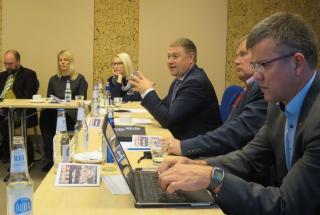 Turu delegatsioon Tartus