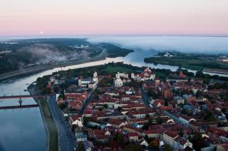 Kaunas. Foto: Kazys Mikalauskas
