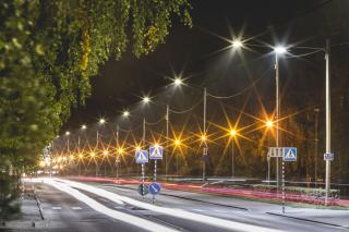 Tartu on linnavalgustuse kaasajastamisele palju tähelepanu pööranud